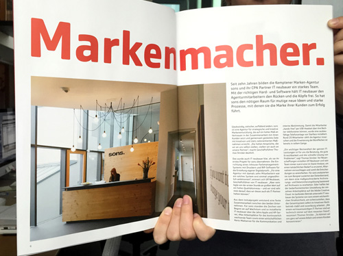 werbeagentur sons kempten  it business magazin