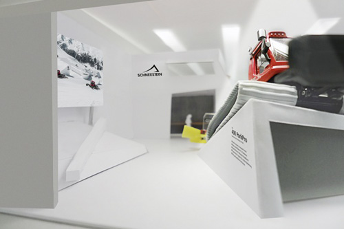 architektur sons kempten agentur pistenbully messestand