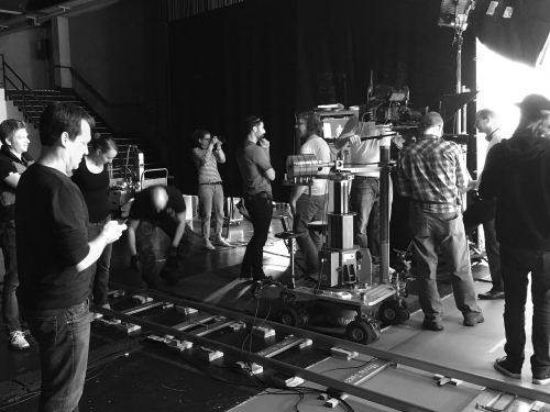 film dreh agentur backstage