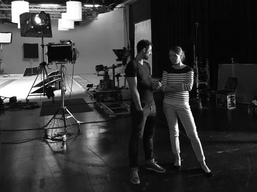 imagefilm kreation backstage