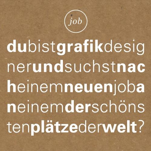 job agentur allgäu grafiker designer gestalter