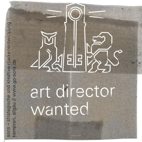 art director job werbeagentur kempten allgäu